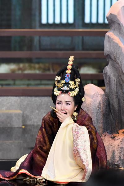 《演员的诞生》姜宏波演技精湛 气场大开显慵懒