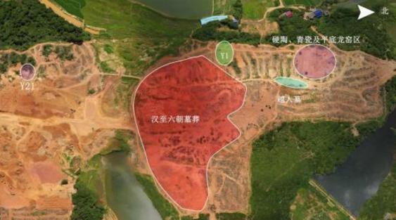 湘江中游首次发现汉晋时期青瓷窑址