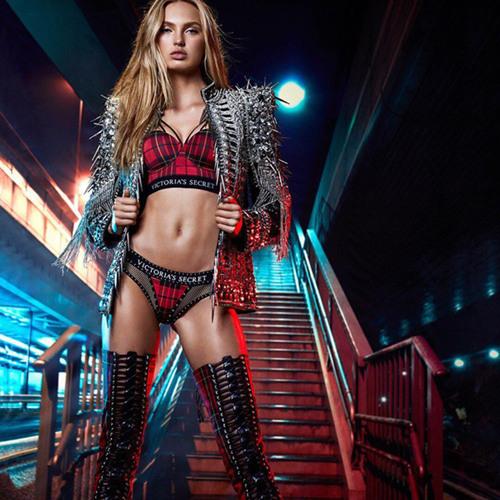 维多利亚的秘密携手Balmain推出全新联名系列服装