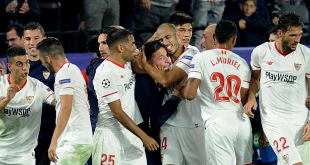 塞维利亚半场连扳3球平利物浦 全因这个消息!