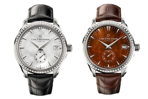 宝齐莱名表品牌马利龙缘动力女装腕表承载无限恩情