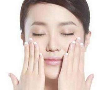 教你一些简单的瘦脸方法 绝对有效!