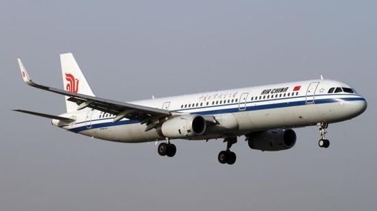 中国国航暂停北京至平壤航线 因经营不理想