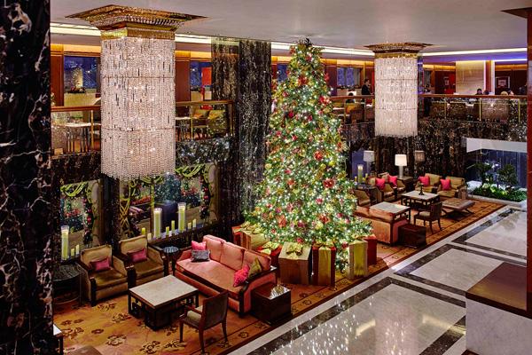 文华东方酒店集团推出全新圣诞新年礼遇 纵享节日乐趣