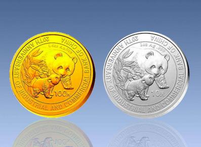 金银币保存