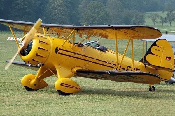 """韦科YMF-5:充满""""古典色彩""""的创造性私人飞机"""