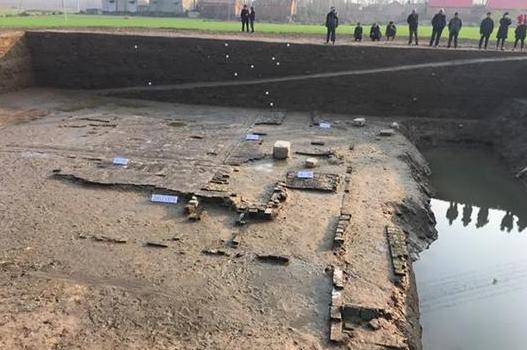 东汉下邳古城遗址被确认 可能毁于黄河洪灾