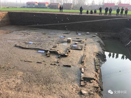 东汉下邳古城遗址被确认 明确明清时期古城遗址下叠压有魏晋