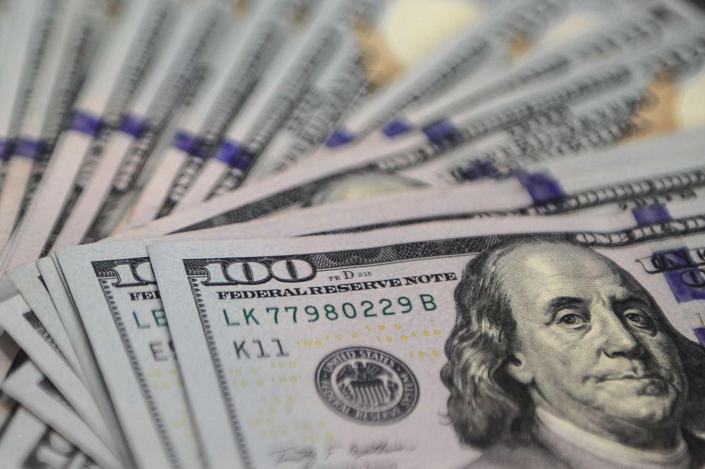 两则消息释放空头动能 引发美元急速下跌