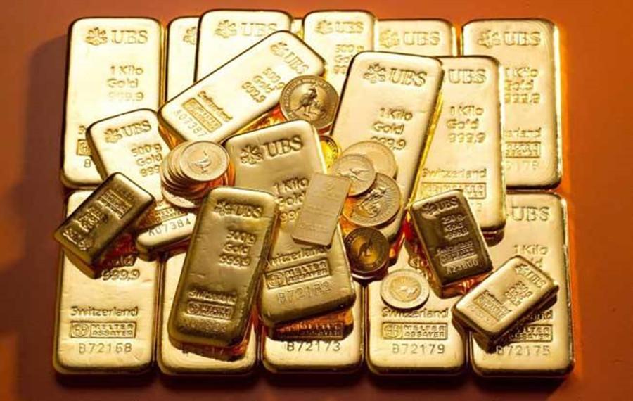 美联储明年加息预期减弱 黄金价格企稳周内高位
