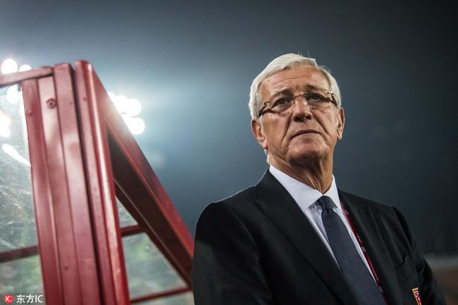 里皮回击意足协主席甩锅:国家队不进世界杯主要错误都在文图拉头上