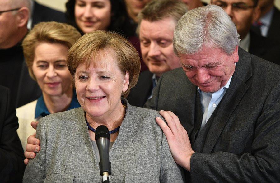 德国政坛突现变局震撼欧洲 或面临重新大选?
