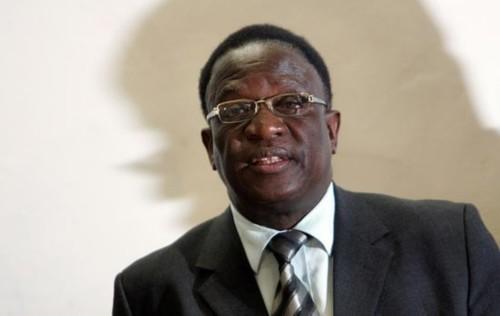 津巴布韦选出新总统 姆南加古瓦将完成穆加贝的剩余总统任期