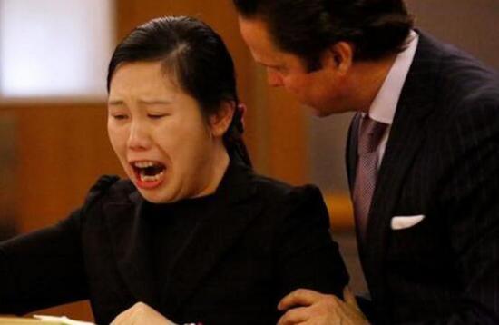 中国留学生白宫网站请愿 母亲在美被撞死被告仅判一年