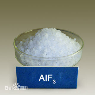 氟化铝图片和介绍