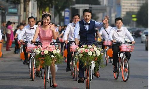 共享单车催生全新商圈链 90后成主力群体