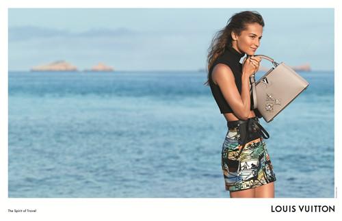 路易威登发布2018年早春系列包包广告特辑