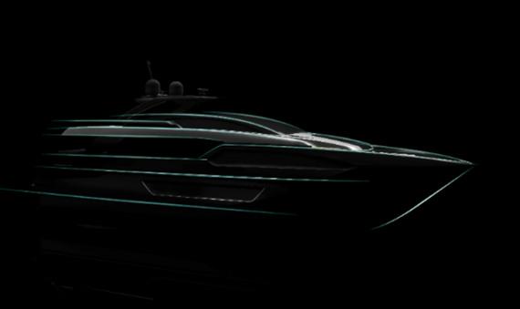 Riva飞桥系列将推90英尺全新游艇 2018年推向市场