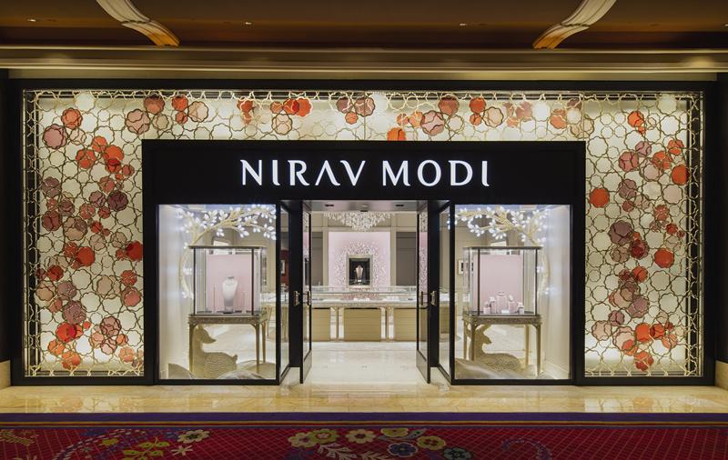 国际高级珠宝品牌妮华莫迪拉斯维加斯精品店正式开业