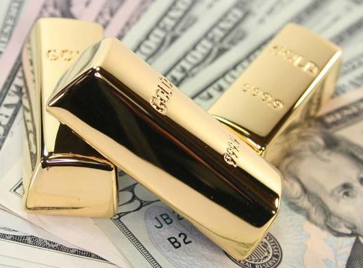 黄金突破1300大关困难重重 金价短期或将继续承压
