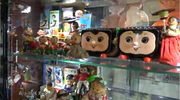 首家国产铁皮玩具收藏馆开馆 收藏5000件玩具忆童年