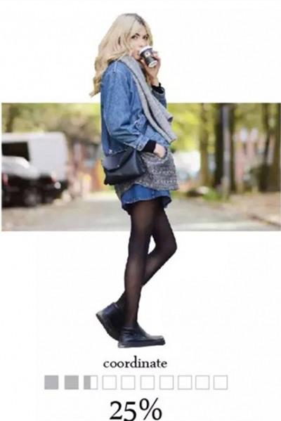 潮人服装流行趋势示范 一件高级灰单品瞬间提升品位