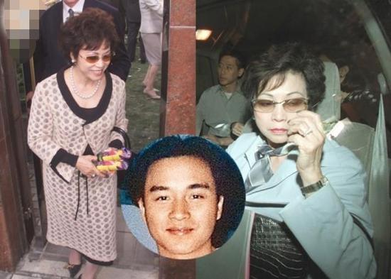 张国荣胞姐去世 姐弟俩年纪相差18岁