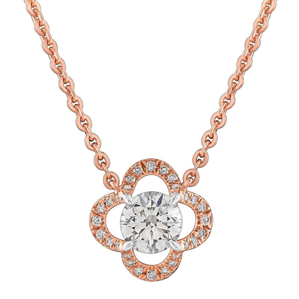 印度珠宝商妮华莫迪推出粉色樱花系列钻石珠宝新作:Sakura