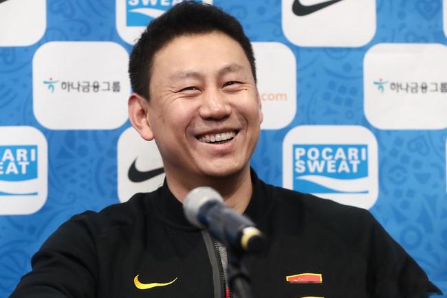 未来中国男篮帅位竞争 李楠在未来国家队主帅的竞争中占据了先手