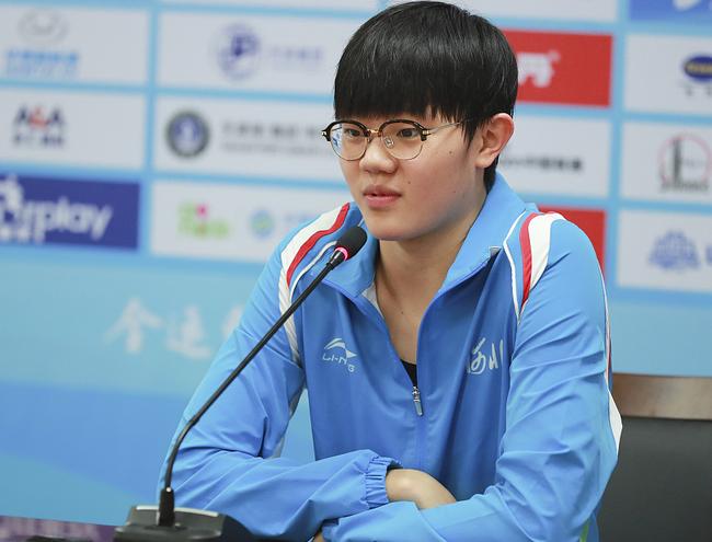 游泳小将全运涉药被禁赛 刘子璇被取消天津全运会比赛成绩
