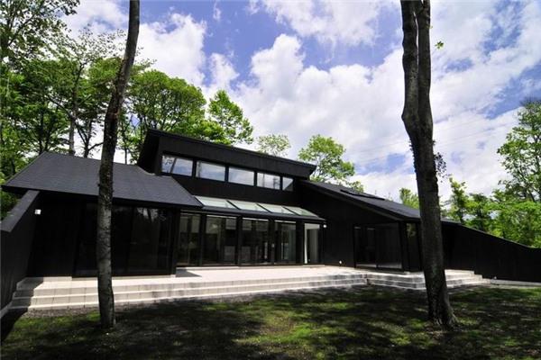 南原3645豪宅:楼层均被规划成开放式的设计