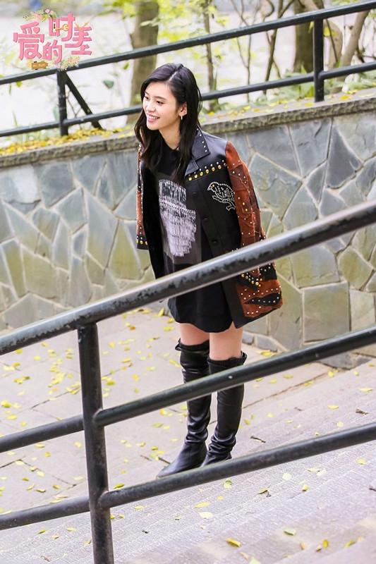 奚梦瑶公开男友标准:希望他不是因为我是模特而喜欢我