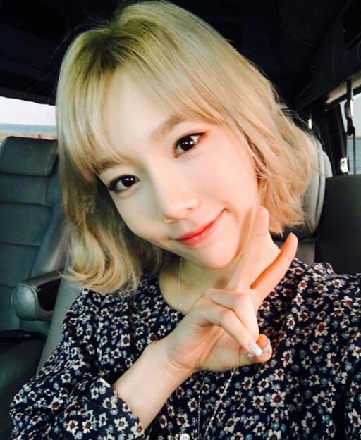 金泰妍发生车祸 胸部出现痛症已被送往医院