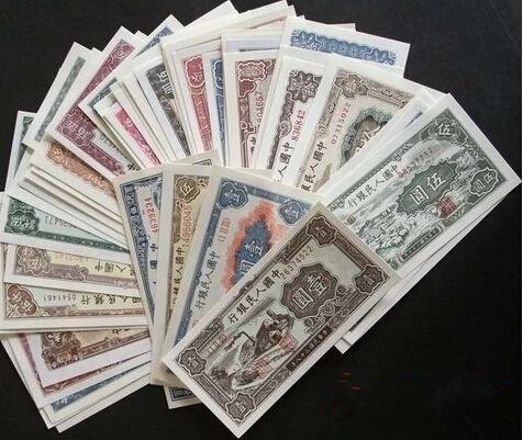 人民币收藏价值怎么样?