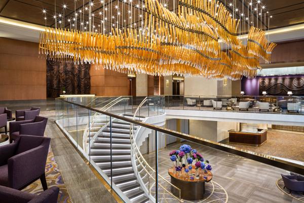 澳门瑞吉金沙城中心酒店雅舍餐厅呈献节日限时餐单