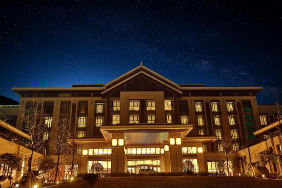 重庆旅游住宿酒店盘点