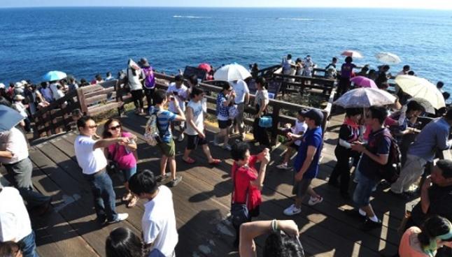 中国32人旅行团周六赴韩 系萨德风波后第一批中国团体游客访问韩国