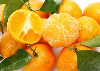 吃橘子可预防三类癌症