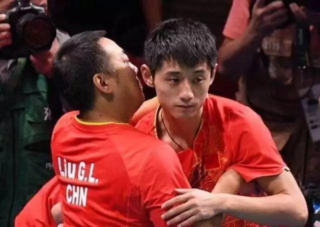 日本手游致敬国乒大佬 刘国梁张继科是桌球帝国的BOSS