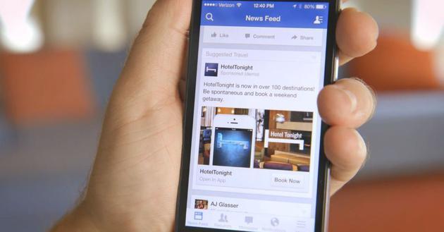 """Facebook提供""""突发""""标签 帖子将以鲜红标签突出时间"""
