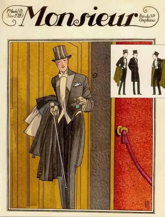 从邮票上看手杖里的绅士文化