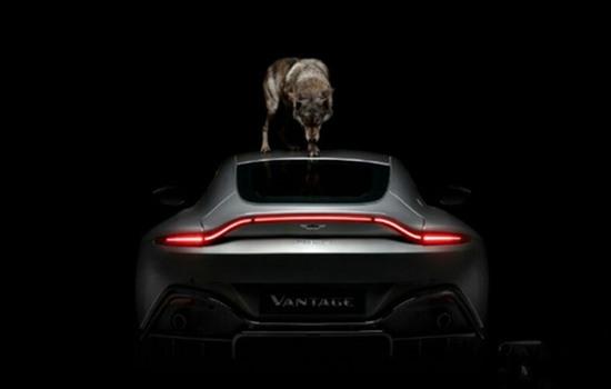 阿斯顿·马丁Vantage全球首发 设计风格大胆而独特