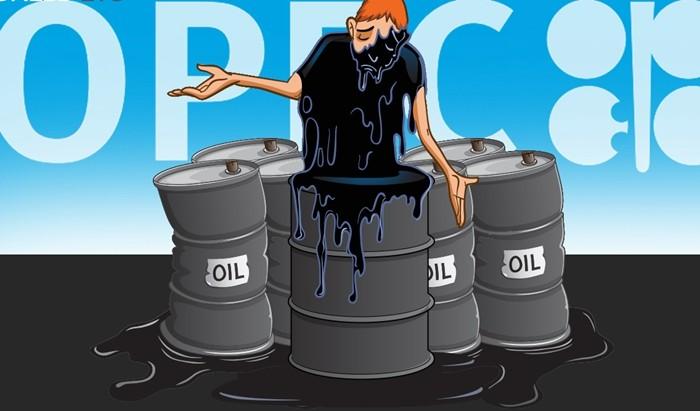 OPEC宣布减产计划 国际油价震荡下挫