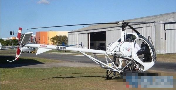 西科斯基S-300CBi:理想的初级教练机
