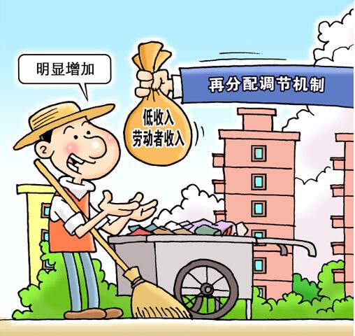 浙江省各地如何调整最低工资标准?