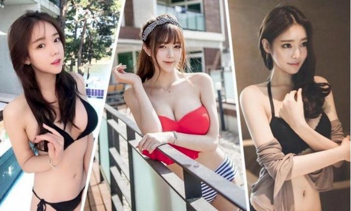 十大网红女神曝光 第一位是韩国超人气网拍模特孙允珠