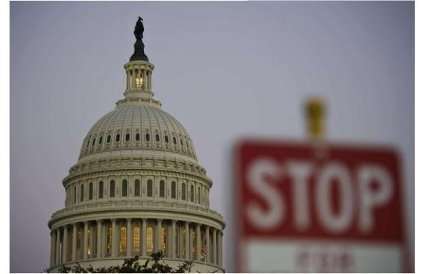 最后期限到来 美国政府关门风险加剧!
