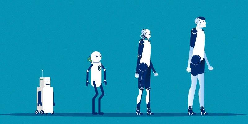 人工智能进化史 拥有情绪的人工智能会是未来吗?