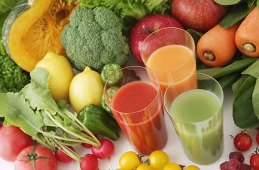 八大减肥蔬果 助你吃出好身材
