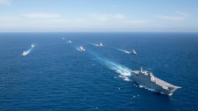 国防部霸气回击澳大利亚:没有资格在南海问题上说三道四